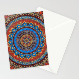 Hippie mandala 73 Stationery Cards