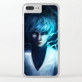 Killua Clear iPhone Case