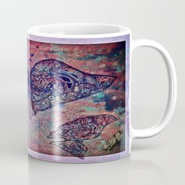 Flying Free Coffee Mug