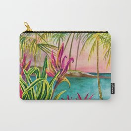 Mauna Lani Beach Carry-All Pouch