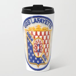 USS LAFAYETTE (SSBN-616) PATCH Travel Mug