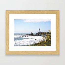 Springtime On The West Coast Framed Art Print