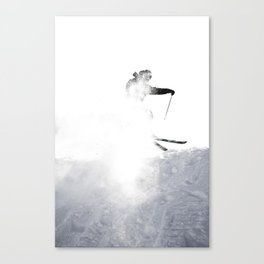 Oystein Braaten - innrunn switch'n Canvas Print