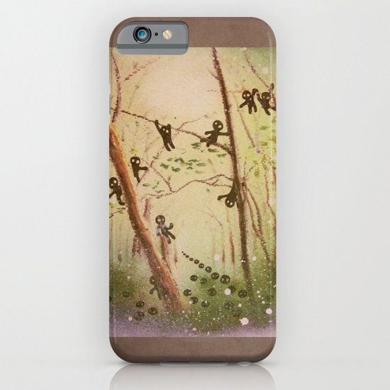 little spirits iPhone & iPod Case