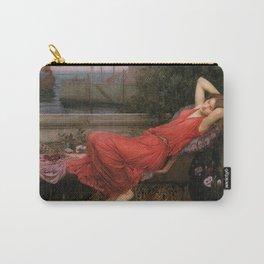 Ariadne, John William Waterhouse Carry-All Pouch