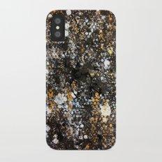 Black Gold iPhone X Slim Case