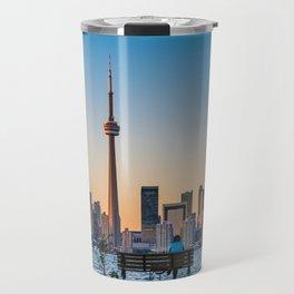 Toronto Island Park Travel Mug