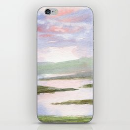 Imaginary Landscape iPhone Skin