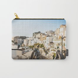 Afternoon in a white city Carry-All Pouch