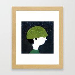 JANUARY :  Framed Art Print