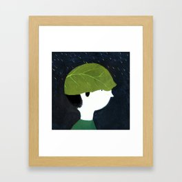 JANUARY :  Framed Art Print