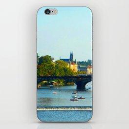 Vltava | Prague iPhone Skin