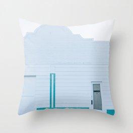 Marfa Minimalism I Throw Pillow
