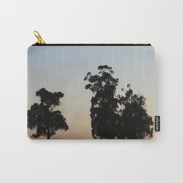 Eucalyptus trees at sunset Carry-All Pouch