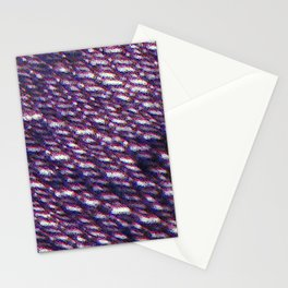 Abstract De Nime Stationery Cards