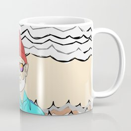 This is an Adventure Coffee Mug