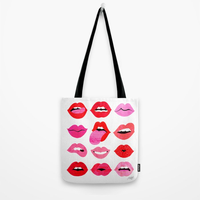 Lips of Love Umhängetasche