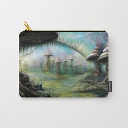 Alien Landscape Carry-All Pouch