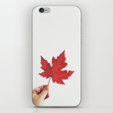 Beautiful imperfection iPhone & iPod Skin