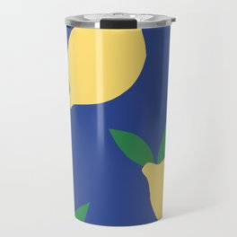 Lemons - Collage Travel Mug