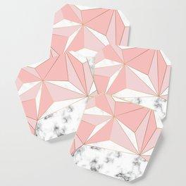 Marble & Geometry 042 Coaster