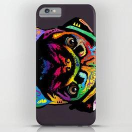 Pug Dog iPhone Case