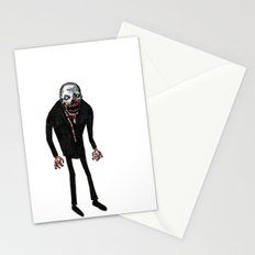Dead Man Walking Stationery Cards