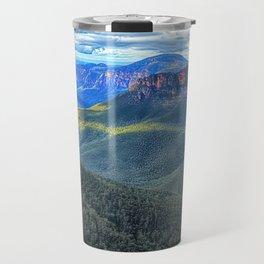 Australian Landscapes  - National Parks Blue Mountains # 4 Travel Mug