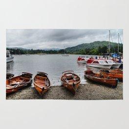 Ambleside Boats Rug