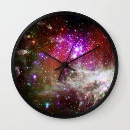 NGC 281 nebula with active star formation (NASA/Chandra) Wall Clock