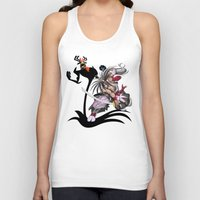 jack Tank Tops featuring Jack by milanova