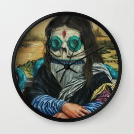 Cavaleralisa Wall Clock