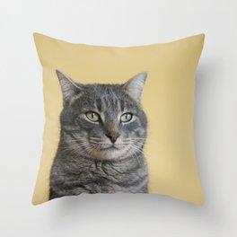Yan Throw Pillow
