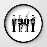 coldplay Wall Clocks featuring Coldplay by Band Land
