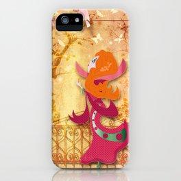 Flore iPhone Case