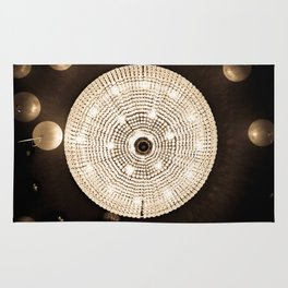 Party Lights Rug