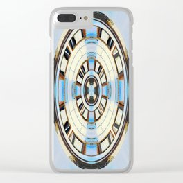 Compact Disk Clear iPhone Case