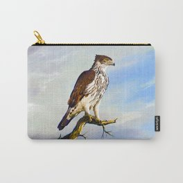 African hawk Eagle Carry-All Pouch