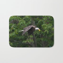 RIVER EAGLE Bath Mat