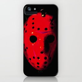 Jason - Blood iPhone Case