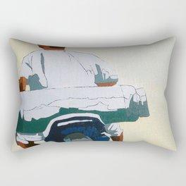 Gasoline Rectangular Pillow