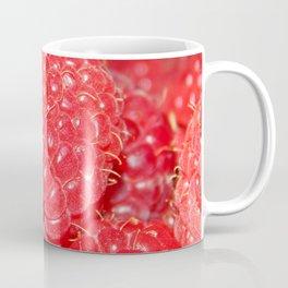 Red Raspberries Freshly Picked Coffee Mug