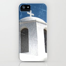 Greek Building  iPhone Case
