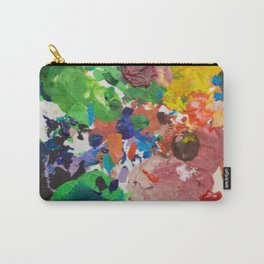 Palette of Colors Carry-All Pouch