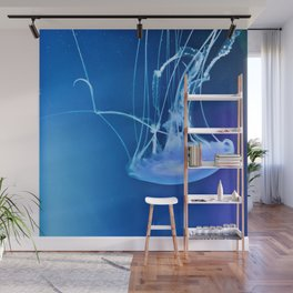 Jellyfish morning Wall Mural