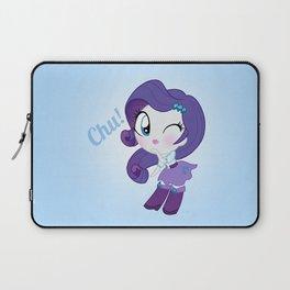 Cute Equestria Girls - Rarity Laptop Sleeve