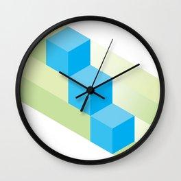 The Geometric - Four Wall Clock