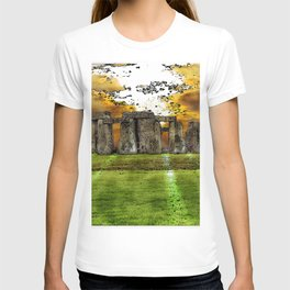 Henge at Sunsleep - Stonehenge T-shirt