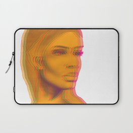 Blurred Lines Laptop Sleeve