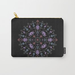 Wiccan Mandala Carry-All Pouch